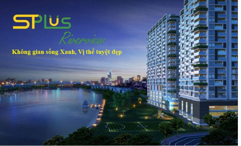 phoi canh du an can ho stplus riverview binhduong